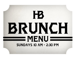 BRUNCH button