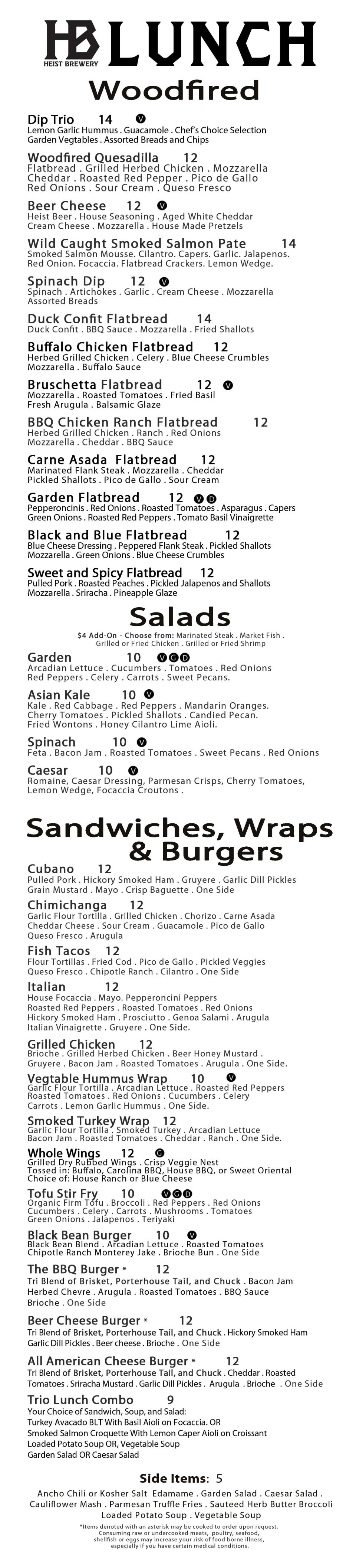 Web-Weekday-Lunch-Menu